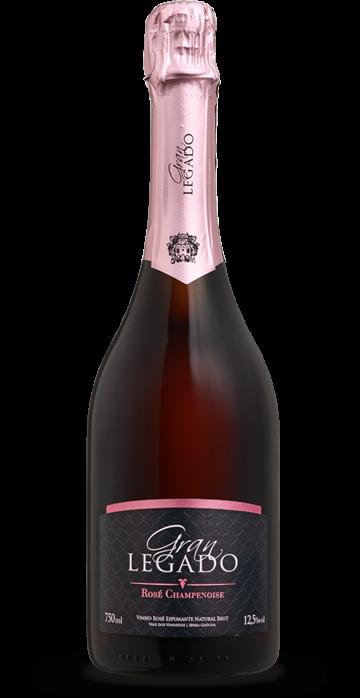 Gran Legado Brut Champenoise Rosé
